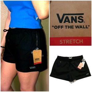Super Cute Vans Womens Black Shorts